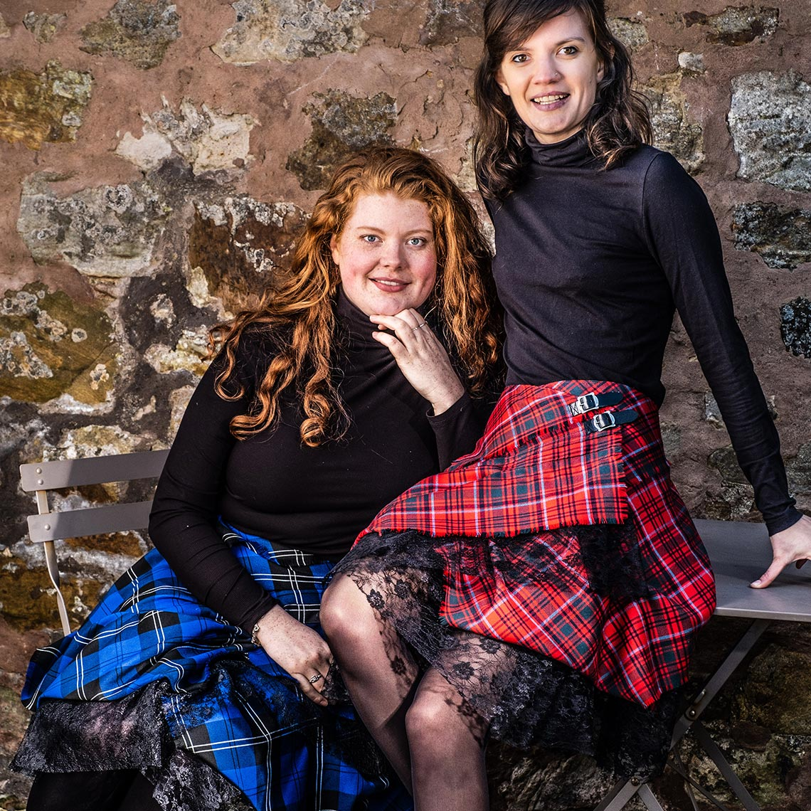 Scottesque - Beautiful clothes, designed and made in Scotland